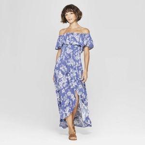 Target XHILARATION high low dress